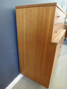 additional images for Mid Century Upright Bureau