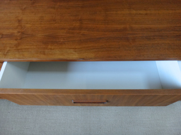 additional images for Danish Modern Style Teak Lowboy Bureau