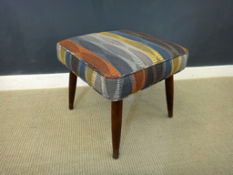 additional images for Mid Century Ottoman