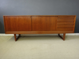 additional images for Kurt Ostervig Danish Modern Teak Credenza