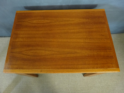 additional images for Pair of Danish Modern Teak SideTables