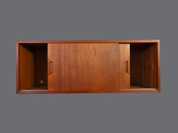 additional images for Teak Floating Wall Unit