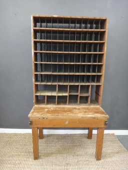 additional images for Vintage Mail Sorter