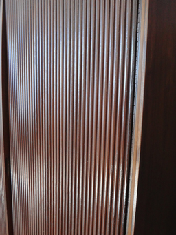 additional images for Lane Walnut Highboy/Wardrobe
