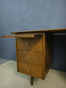 additional images for Paul McCobb Planner Group Double Pedestal Desk