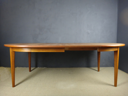 additional images for Sorb Stole Danish Teak Expandable Dining Table