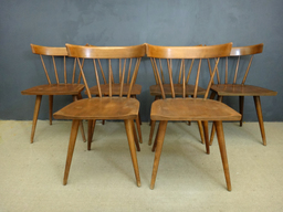 additional images for Set of Classic Paul McCobb Dining Chairs