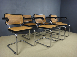 additional images for Breuer Style Italian Dining Chairs
