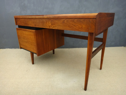 additional images for Dillingham Floating Walnut Desk