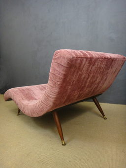 additional images for Adrian Pearsall Double Wave Chaise