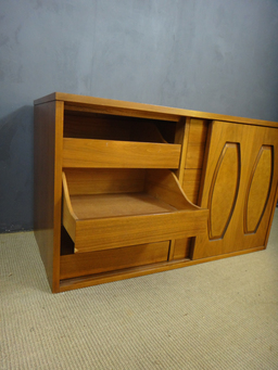 additional images for Multi Drawer Mid Century Chest