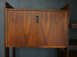 additional images for Danish Modern Rosewood Modular Wall Unit