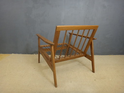 additional images for Classic Mid Century Lounge Chair