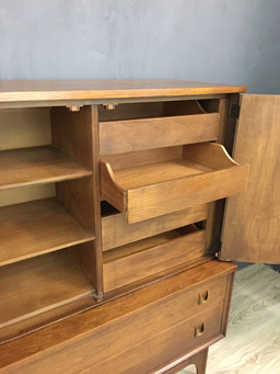additional images for Broyhill Brasilia Highboy Bureau