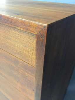 additional images for Calvin Danish Modern Upright Walnut Bureau