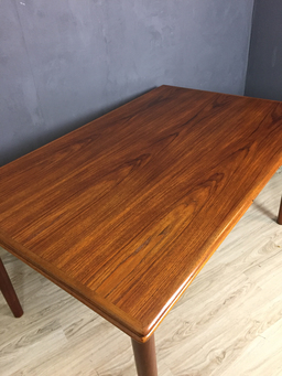 additional images for Ansager Mobler Danish Modern Teak Dining Table