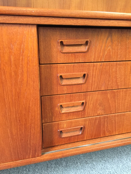 additional images for Danish Modern Teak Wall Unit