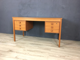 additional images for Danish Modern Mobler Teak Desk