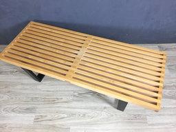 additional images for George Nelson Bench for Herman Miller
