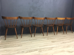 additional images for Paul McCobb Spindle Back Dining Chairs