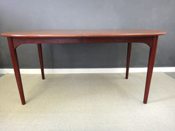 additional images for Dux Danish Modern Teak Dining Table