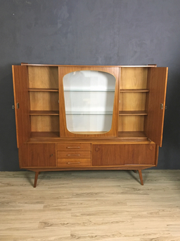 additional images for German Atomic Teak Bar/Cabinet