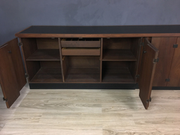 additional images for SALE-Milo Baughman Two-Piece Credenza