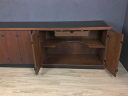 additional images for Milo Baughman Two-Piece Credenza