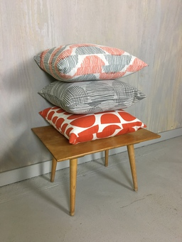 additional images for Skinny LaMinx Pillows and Tea Towels