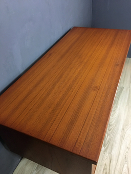 additional images for Danish Modern Teak Desk Attributed to Arne Vodder