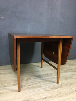additional images for Walnt Drop-Leaf Table
