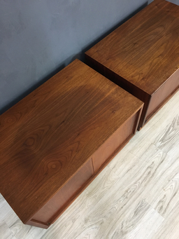 additional images for Pair of Danish Modern Teak Cabinets