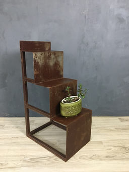 additional images for Vintage Metal Plant Stand