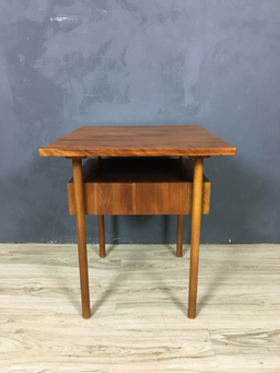 additional images for Unique Walnut Side Table by Whitney