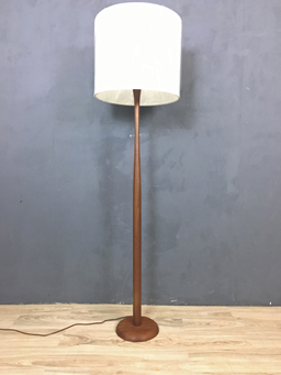 additional images for Teak Floor Lamp