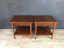 additional images for Pair of Paul McCobb Side Tables for Lane