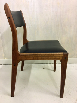 additional images for Set of Johannes Andersen Teak Chairs for Uldum Mobelfabrik