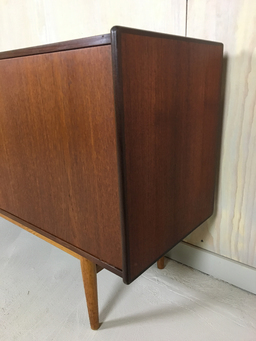 additional images for Danish Modern Teak Credenza by Ulferts of Tibro, Sweden