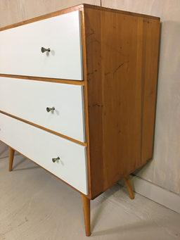 additional images for Paul McCobb Style Dressers with Painted Drawers