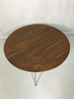 additional images for Early Eames Round Plywood Coffee Table
