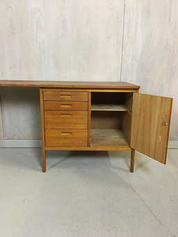 additional images for Danish Modern Teak Desk