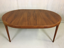 additional images for Danish Modern Ib Kofod-Larsen Extending Teak Dining Table