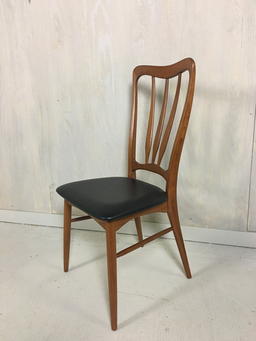 additional images for Danish Modern Niels Koefoed Teak Dining Chairs