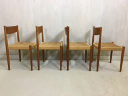 additional images for Poul Volther Danish Modern Dining Chairs
