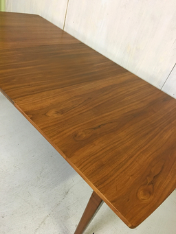 additional images for Drexel Walnut Dining Table