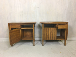 additional images for Pair of John Widdicomb Bedside Tables