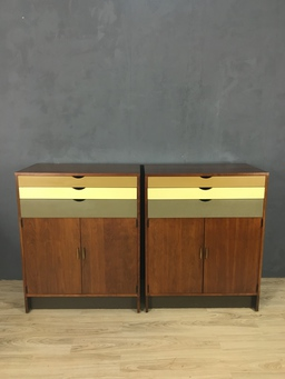 additional images for Custom Walnut Wall Cabinet
