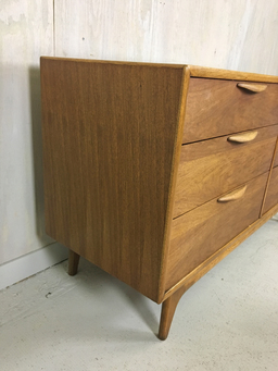 additional images for Lane Perception Walnut Lowboy Bureau