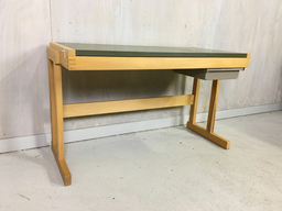 additional images for Vintage British Thornton Co. Drawing Desk/Table