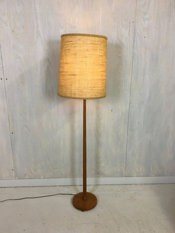 additional images for Danish Modern Teak Floor Lamp